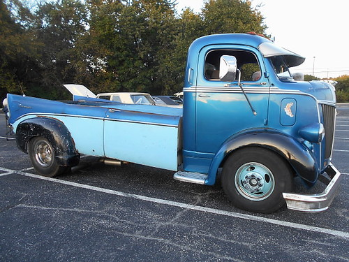 1941 ford coe pickup that 39 s most of a 39 56 dodge coronet. Black Bedroom Furniture Sets. Home Design Ideas