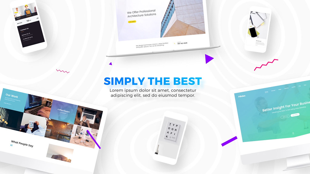 Website / Design & Development Agency Presentation - 5