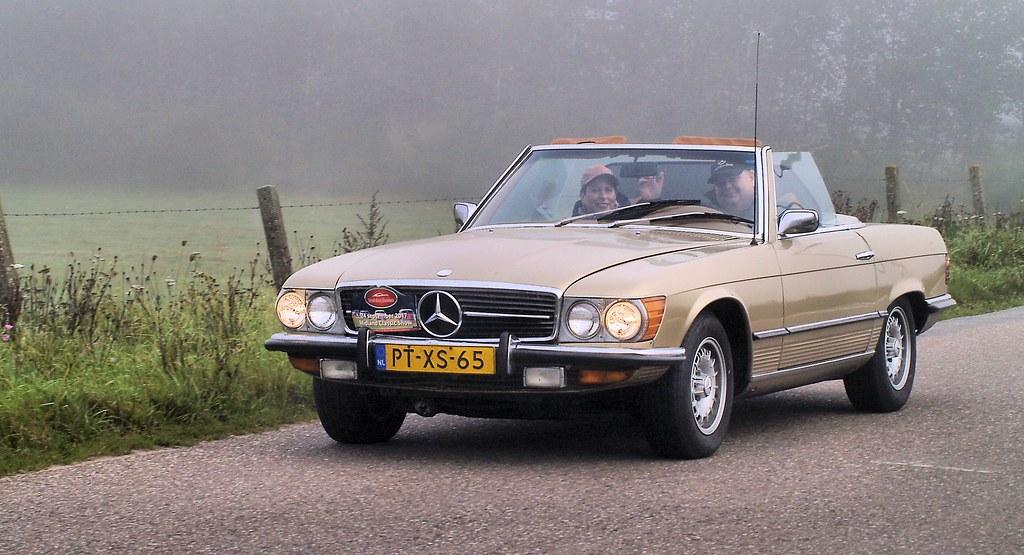 1973 Mercedes Benz 450 Sl Midland Classic Show 2017 Flickr