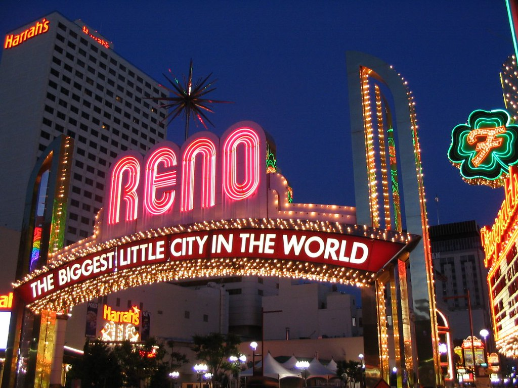 Reno Nevada  >> Reno Nevada Reno Arch Reno Nevada The Reno Arch Is An I Flickr