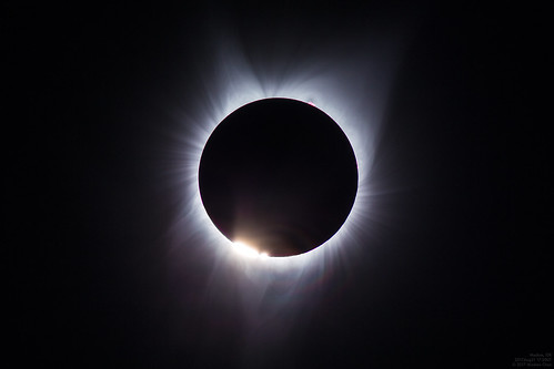 Diamond Ring / Total Eclipse 2017 | by paranoidroid