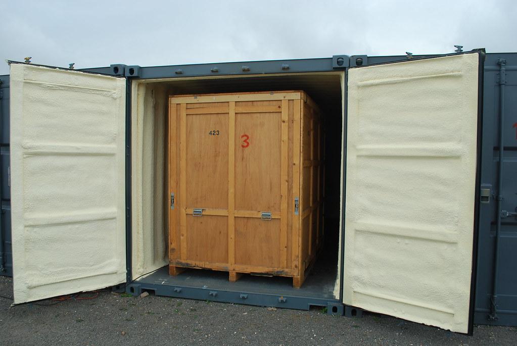 ... binghamselfstorage Self Storage Boxes in Container | by binghamselfstorage & Self Storage Boxes in Container | Here is a storage box insiu2026 | Flickr
