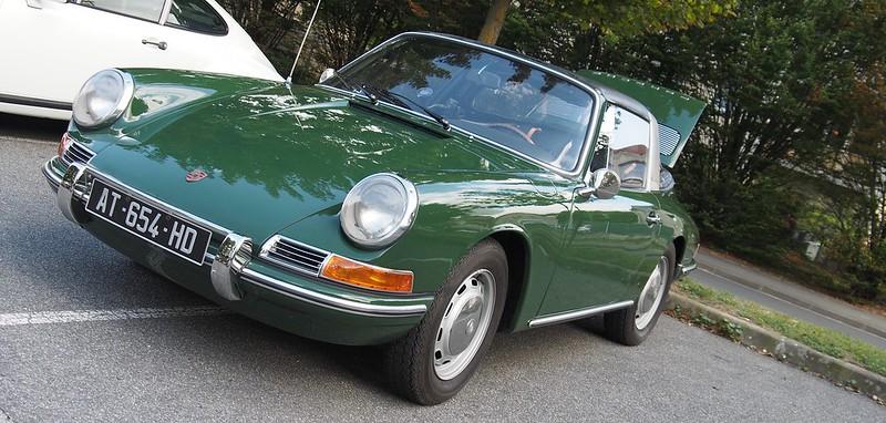 Porsche 912 Targa et Coupé 36375459782_b4d0ef4896_c