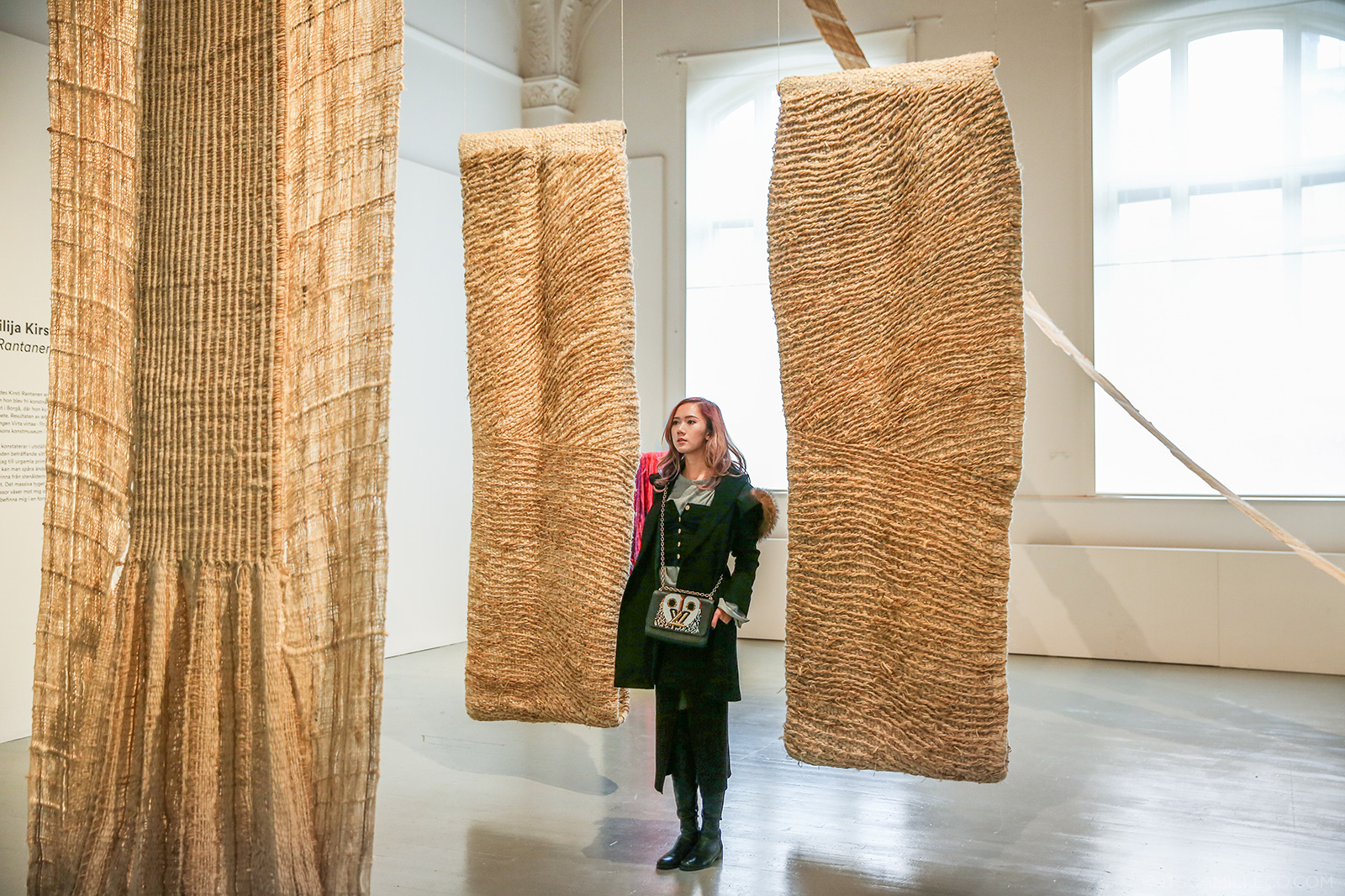 Kirsti Rantanen Textile Sculptures - www.itscamilleco.com