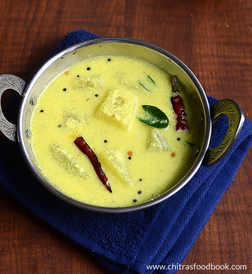 Kerala moru curry recipe