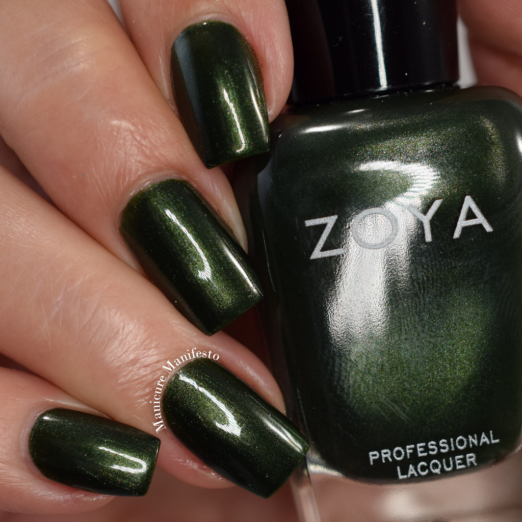 Zoya Sophisticates swatch