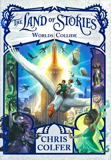 Chris Colfer Worlds Collide Tour