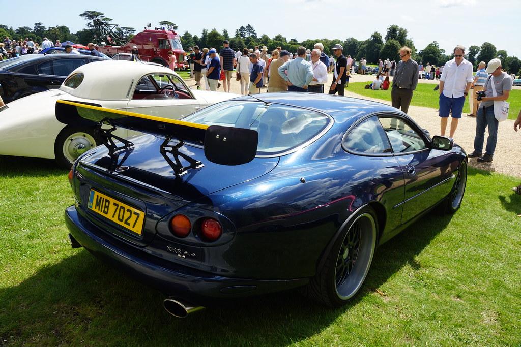 ... Jaguar XKR U0027Bobcatu0027 Special 1998, GRRC Car/Vehicle Display, Goodwood  House