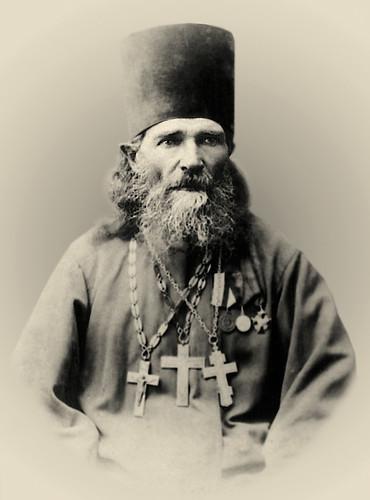 Протоиерей Василий Федоров