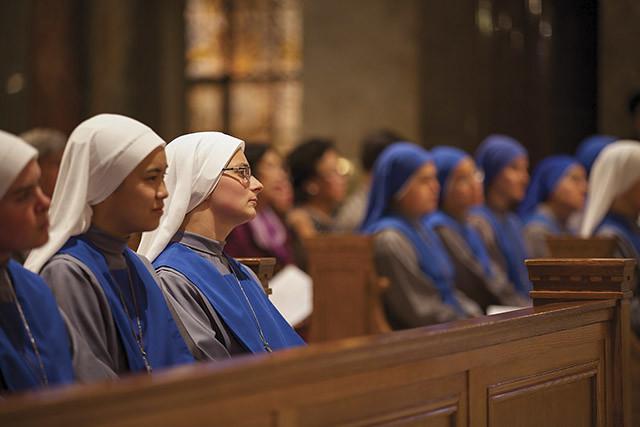 School sister of notre dame, vision vocation guide 2018 | flickr.
