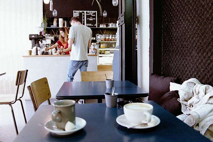 Nuance Cafe Paris | Matylda Burszta | Flickr