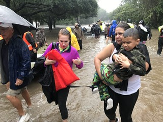 Hurricane Harvey Response Efforts | by MyFWCmedia