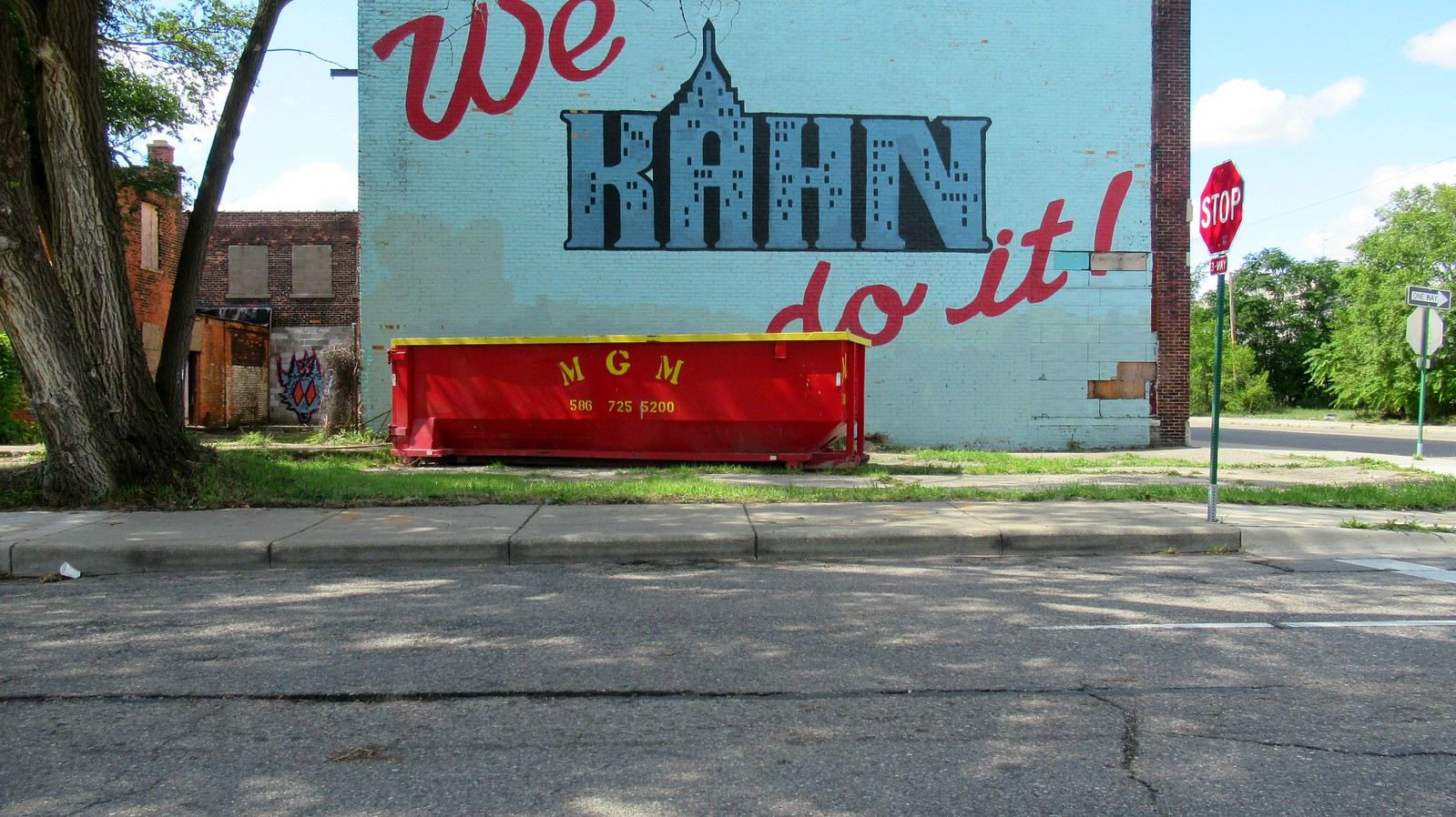 We Kahn Do It | by Robert Saucier