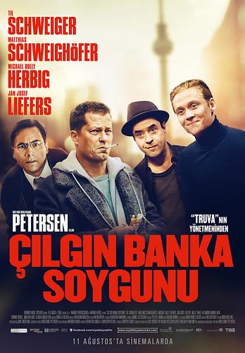 Çılgın Banka Soygunu - Vier Gegen Die Bank (2017)