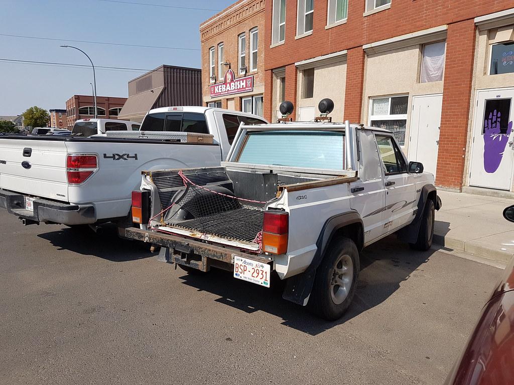 Jeep Cherokee Pickup Conversion Dave 7 Flickr