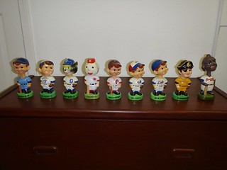 Set older team bobble heads | by thornhill3