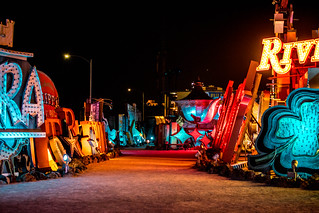 Neon Museum of Vegas | by samuelclay