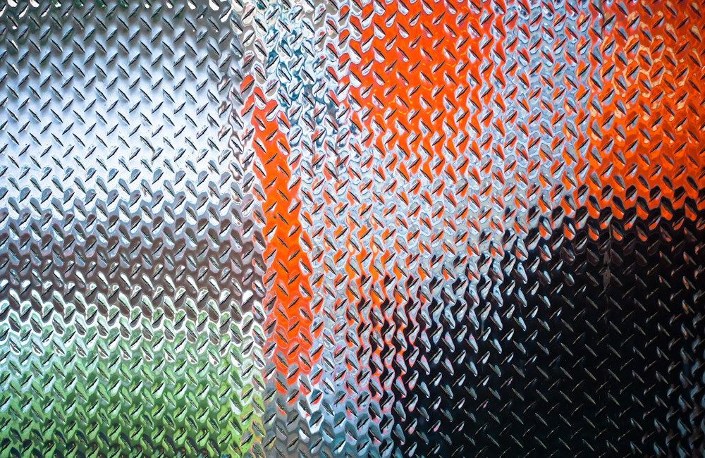 Colors Reflections Sheet Metal | Sat. the 19th and Quick tri… | Flickr