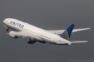 Boeing 777-200ER United Airways N229UA cn 30557/388 | by Guillaume Besnard Aviation Photography
