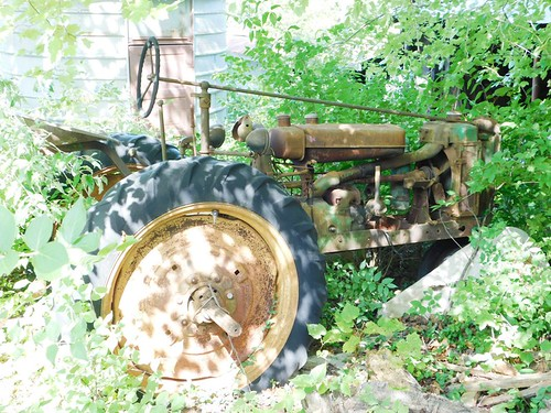 John Deere parts tractor | by thornhill3