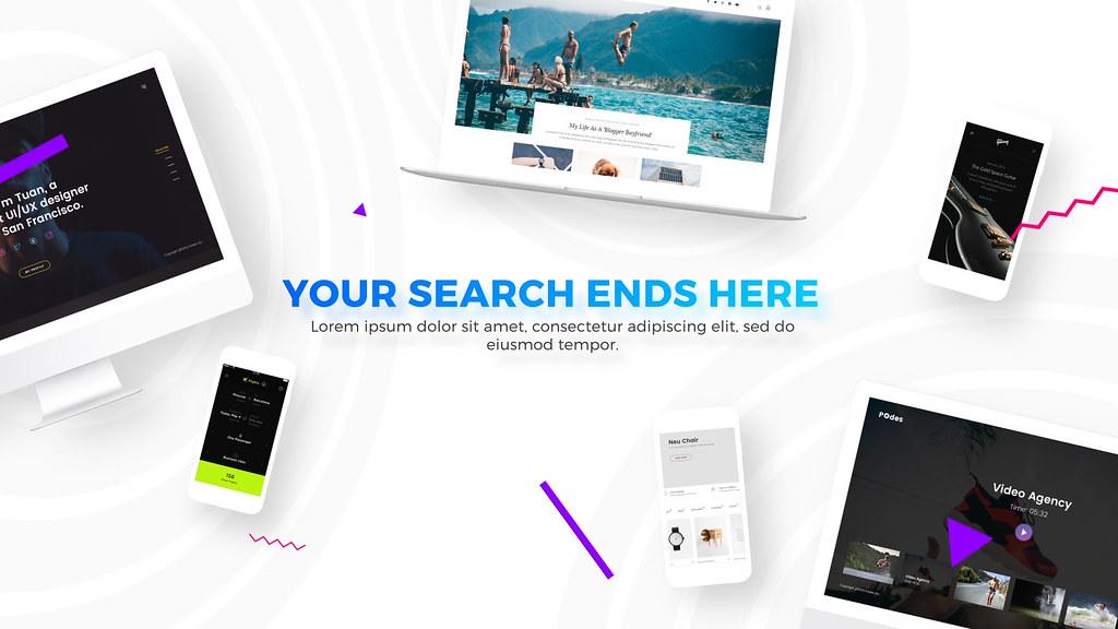 Website / Design & Development Agency Presentation - 3