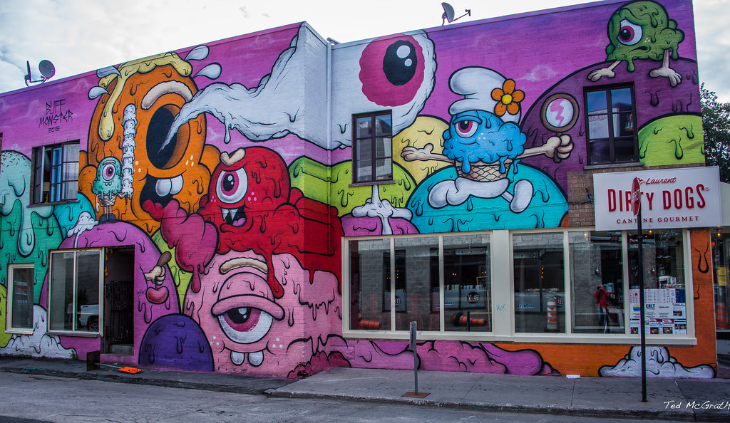 2017 Montreal Seven Deadly Sins By Buff Monster Flickr