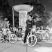cyclists at Dupont Circle