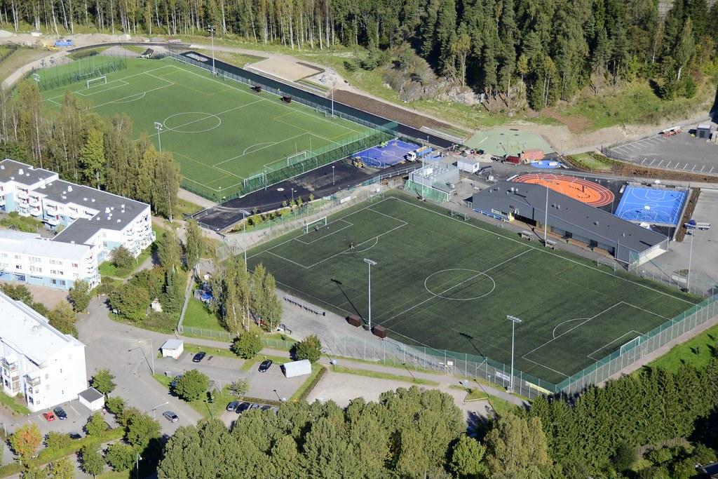 Kuva toimipisteestä: Keski-Espoon urheilupuisto