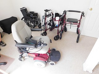 Jazzy power chair | by thornhill3