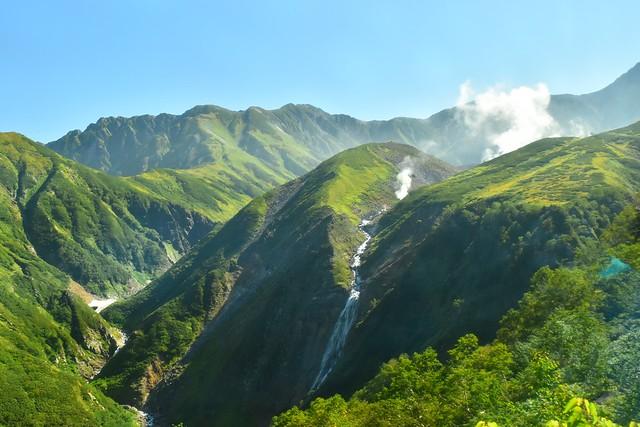 弥陀ヶ原 ソーメン滝