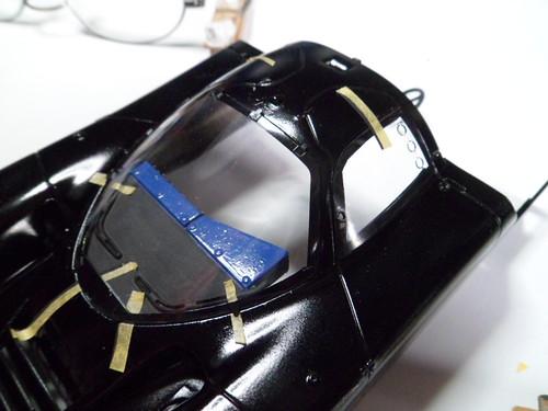 Pas-à-pas : Nissan R89C Calsonic [Hasegawa 1/24] - Page 3 36354645975_2d7331ec11