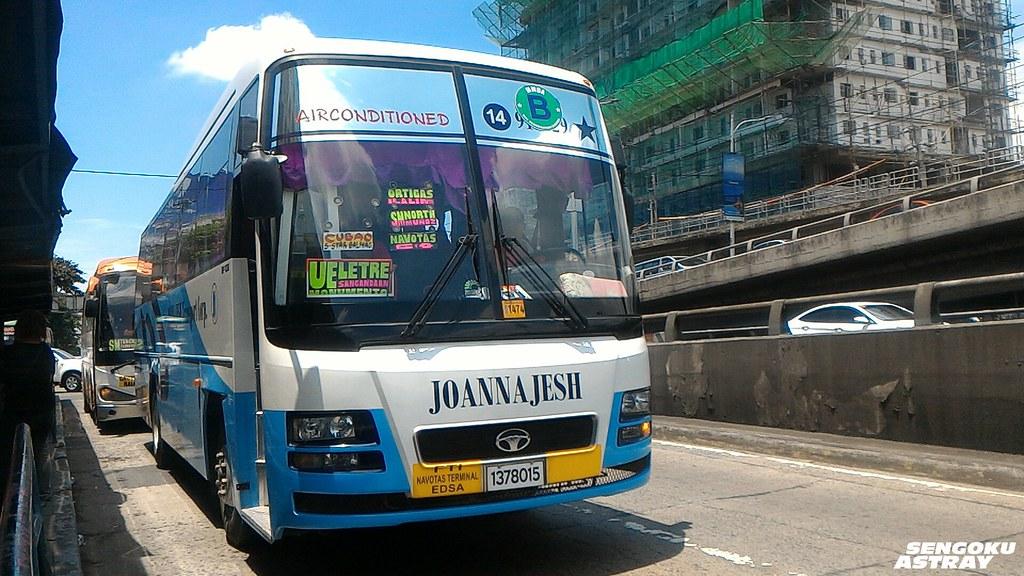 Joanne Jesh Transport Corp. 911429-14 SR Daewoo PKB-BF106 | Flickr