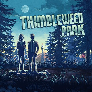 thimbleweed park | by PlayStation Europe