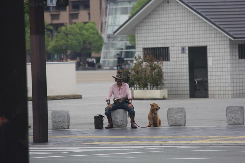 The Himeji Cowboy