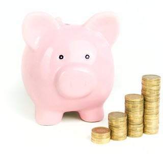 Piggy Banks and Bank Accounts for the Wealthy Christian