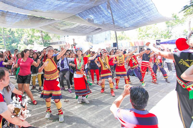 磯崎部落豐年祭|撒奇萊雅族豐年祭|花蓮部落傳統節慶活動|原住民豐年祭活動