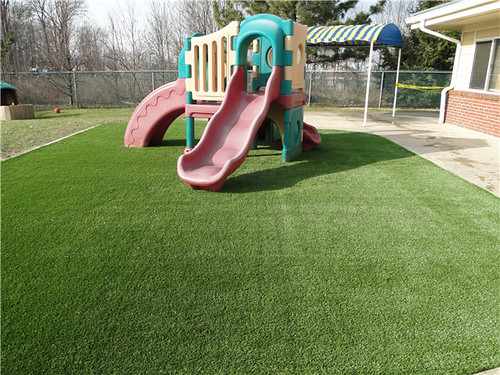 High Quality Dependable Performance Fake Grass For Roof In