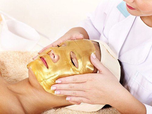 gold-face-mask-ripple-day-spa-facial | by ripplemassage11