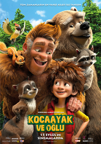 Kocaayak ve Oğlu - The Son of Bigfoot