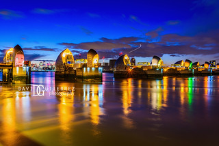 Thames Barrier, London, UK | by davidgutierrez.co.uk