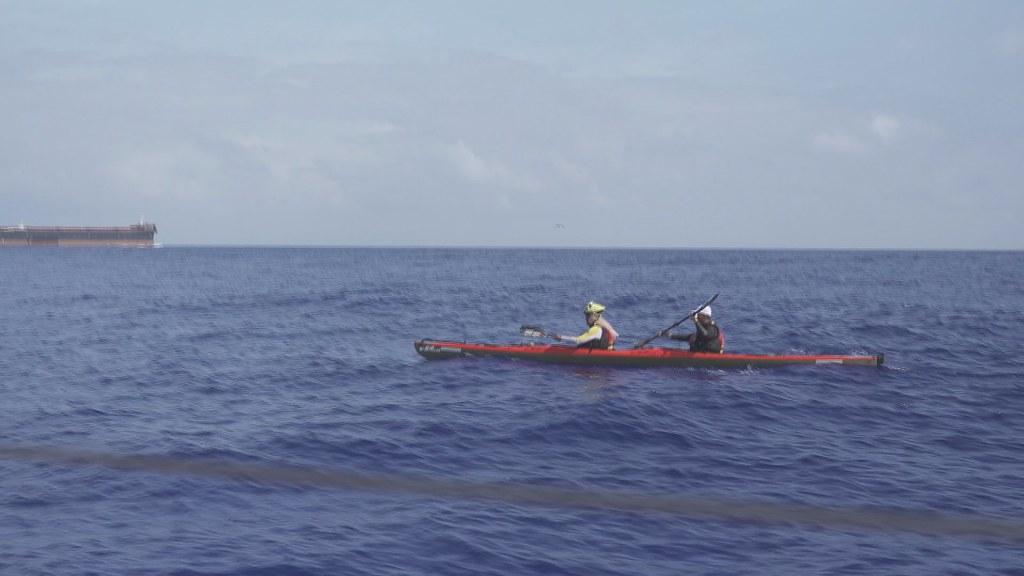 921-1-20 廖大瑋和他的哥哥廖大慶,和一群關心海洋的夥伴,決定發起一場為鯖魚請命的行動。