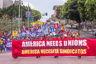 Sept. 4 Labor Day Rally & March | by SEIU Local 99 | Education Workers United