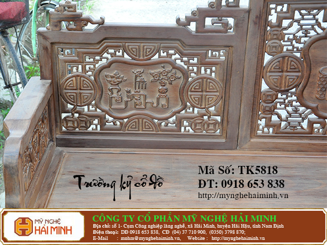 TK5818h   Bo Truong Ky co do    do go mynghehaiminh