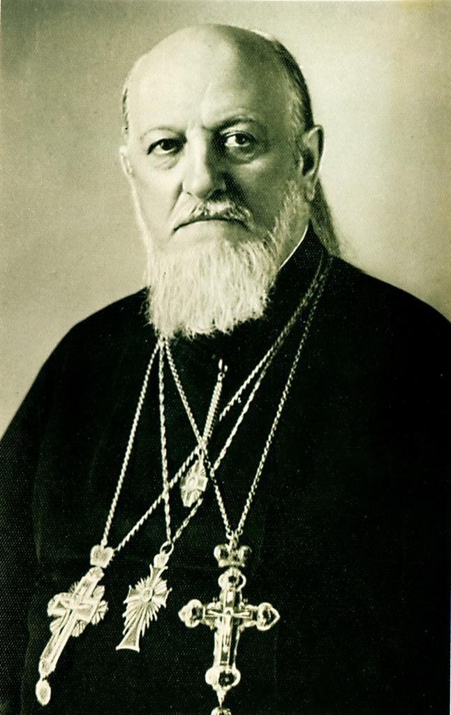 Протопресвитер Николай (Колчицкий)