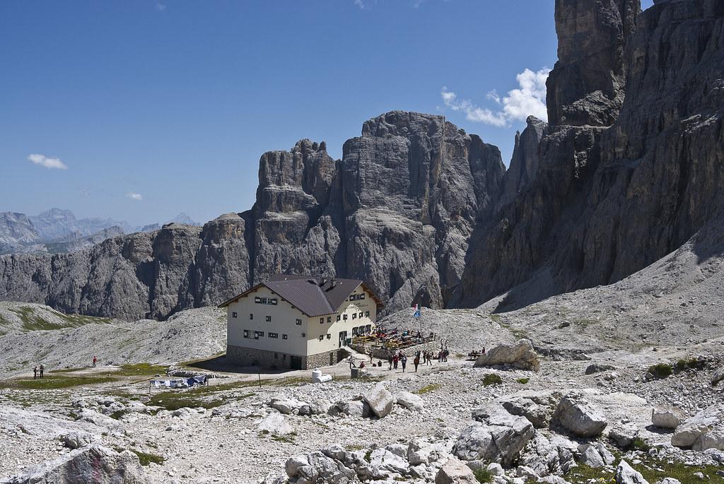 Klettersteig Pisciadu : Pisciadù klettersteig joergs fotogallerie