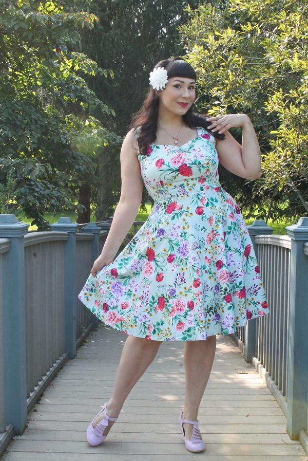 dolly & dotty dress
