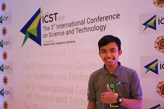 Fitri Febriyanto, 2 | by International Conference on Science and Technology