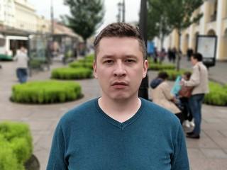 Снимок с камеры OnePlus 5 в портретном режиме