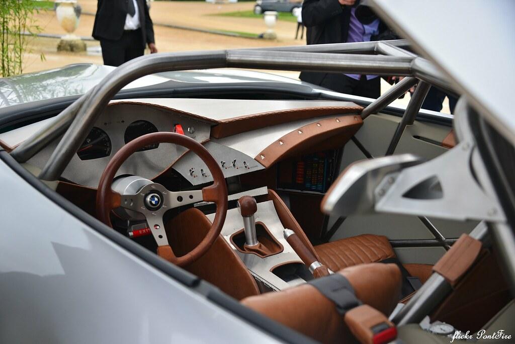 2006 BMW Mille Miglia Coupe Concept | Chantilly arts & éléga… | Flickr