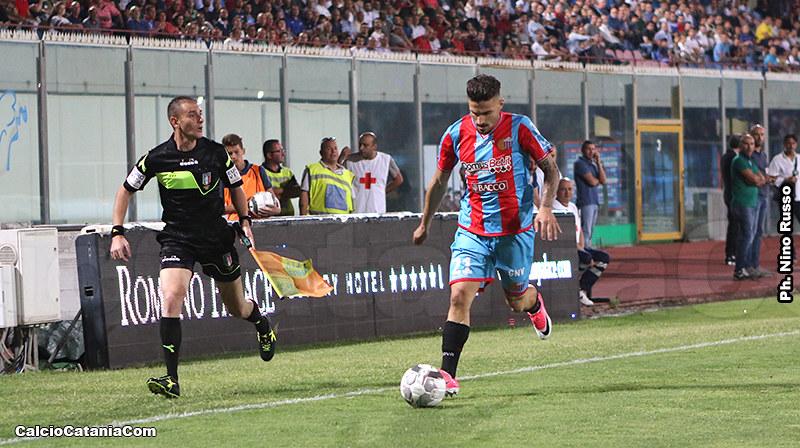 Mirko Esposito, probabile la sua conferma sulla fascia destra